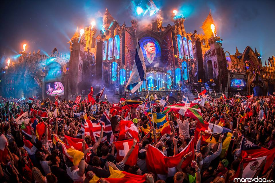 armin van buuren on tomorrowland 2015 in brasil